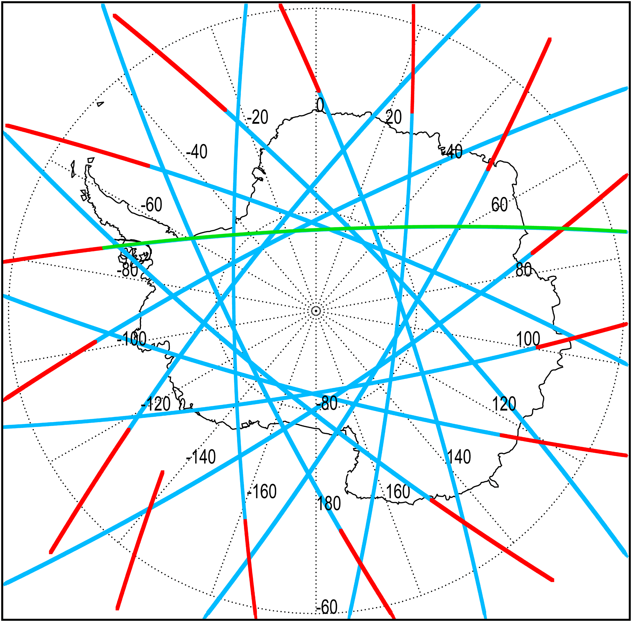 ACP - Polar stratospheric cloud climatology based on CALIPSO