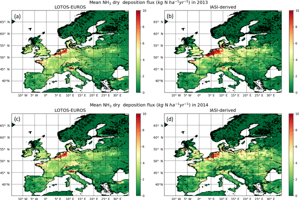 GMD - Relations - EURODELTA-Trends, a multi-model experiment of air ...