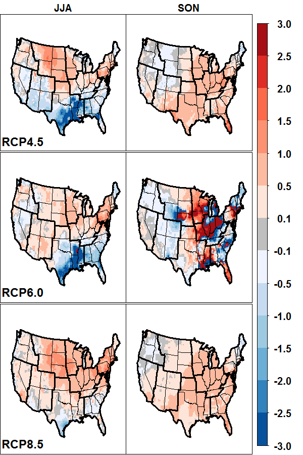 ACP - The potential effects of climate change on air quality across
