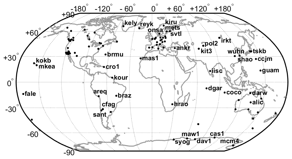 ACP - Global IWV trends and variability in atmospheric