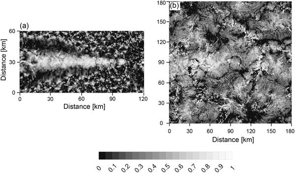 ACP - Relations - Marine boundary layer aerosol in the