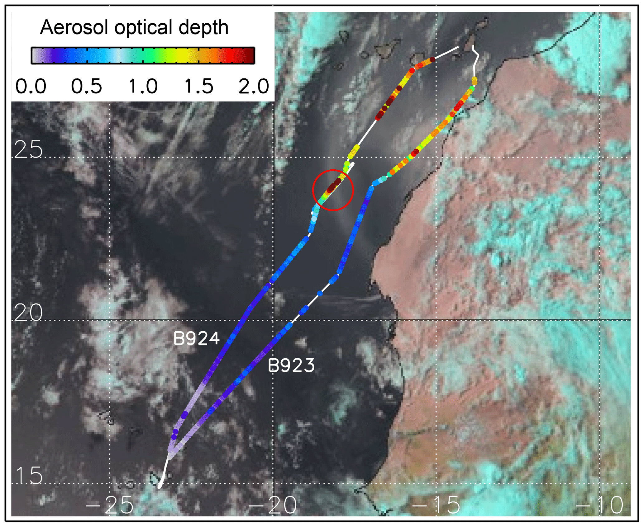 ACP - Unexpected vertical structure of the Saharan Air Layer