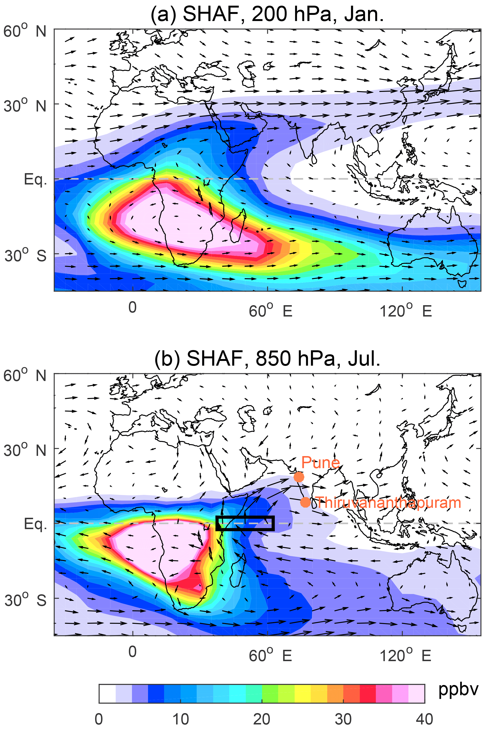 ACP - Characteristics of intercontinental transport of tropospheric