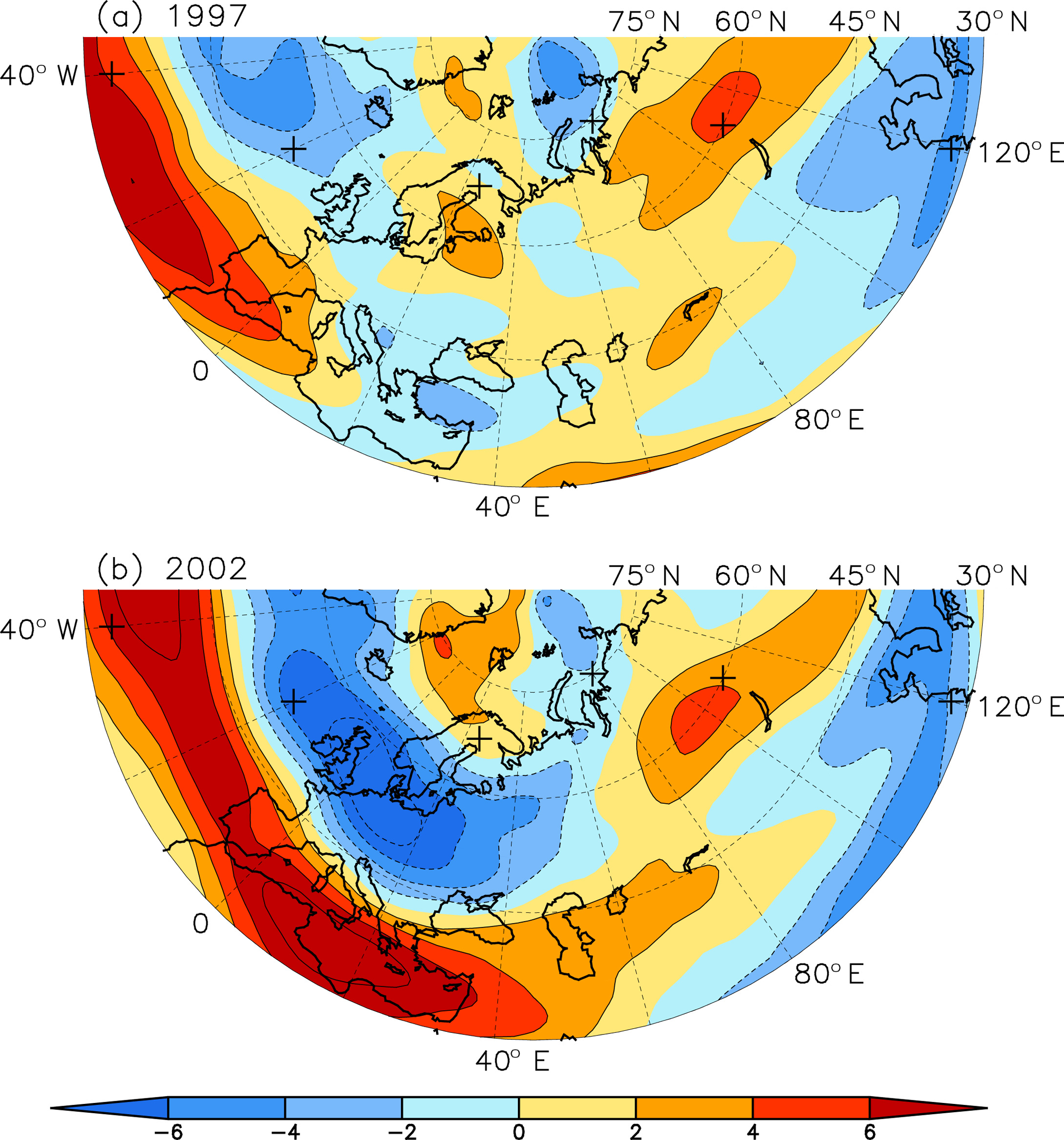 Acp Simulated Coordinated Impacts Of The Previous Autumn