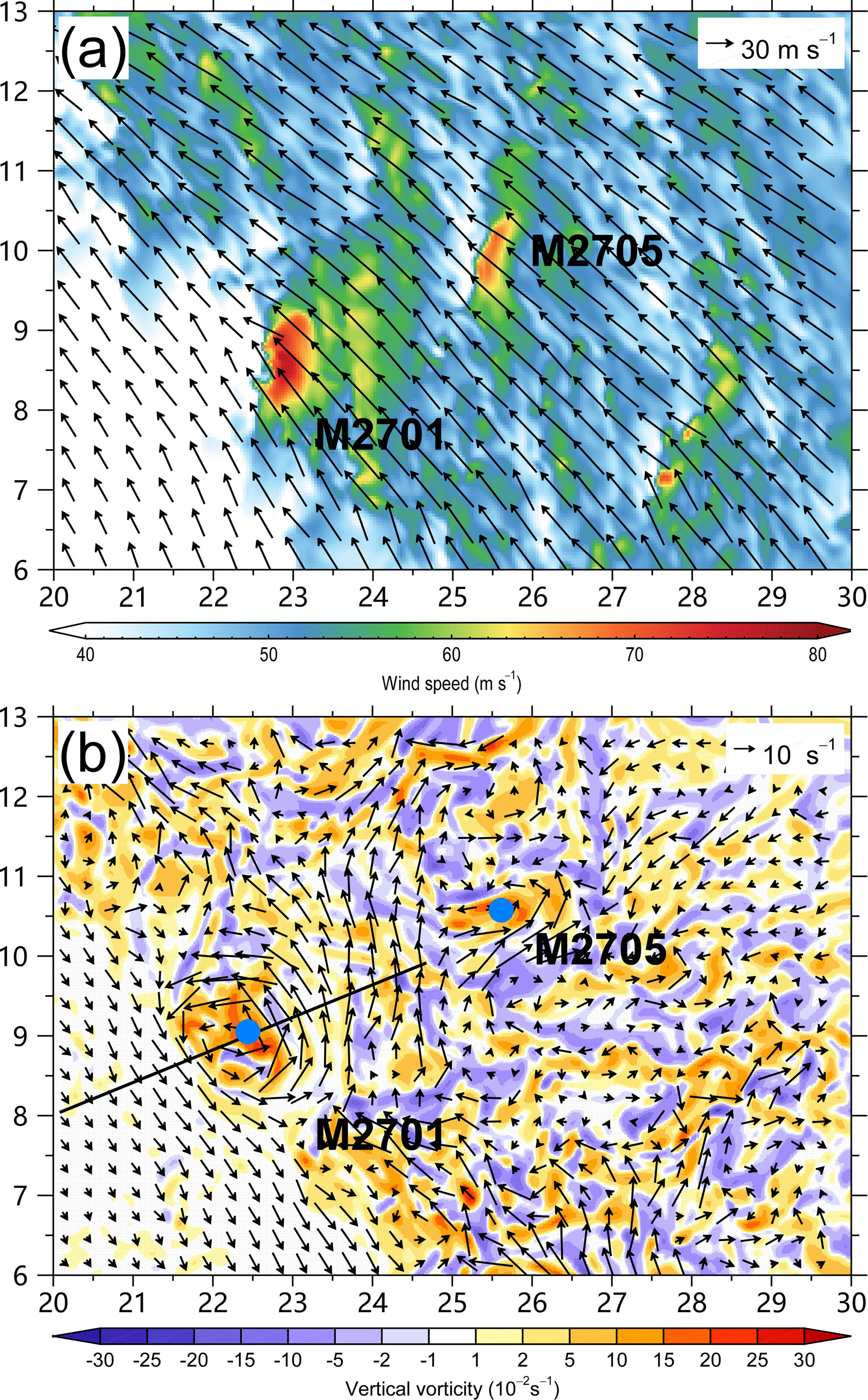 ACP - Tornado-scale vortices in the tropical cyclone