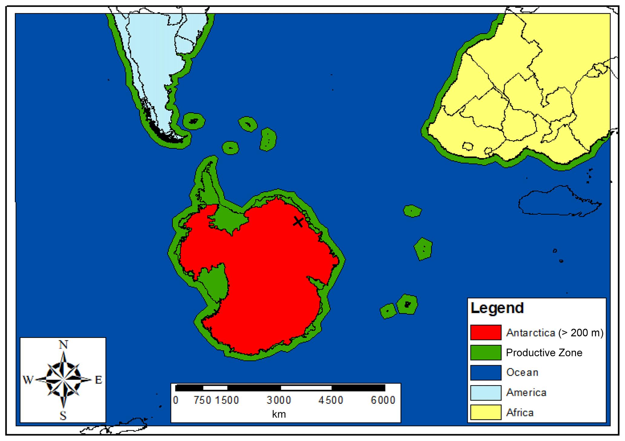 ACP - CCN measurements at the Princess Elisabeth Antarctica