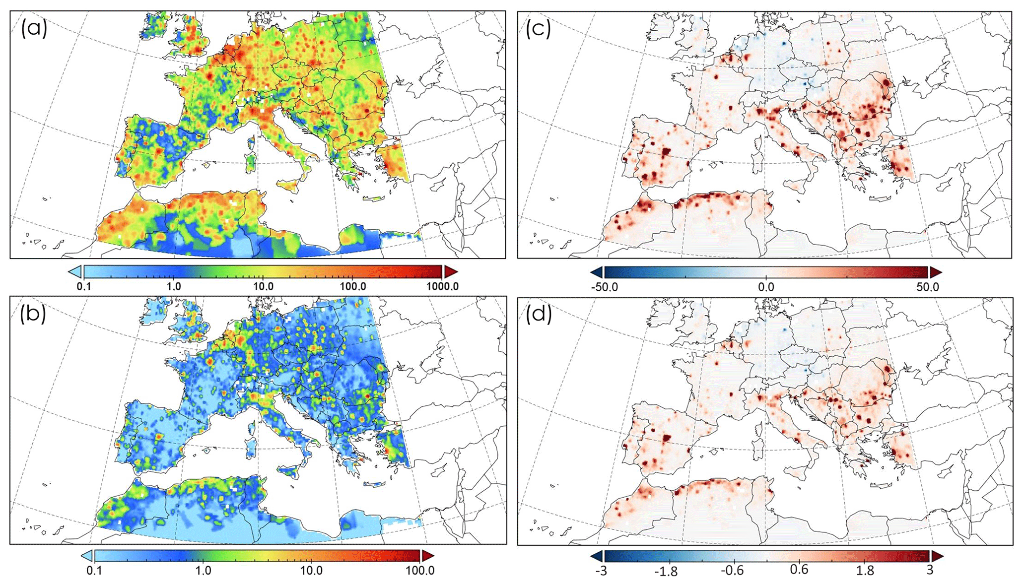 ACP - Isolating the climate change impacts on air-pollution