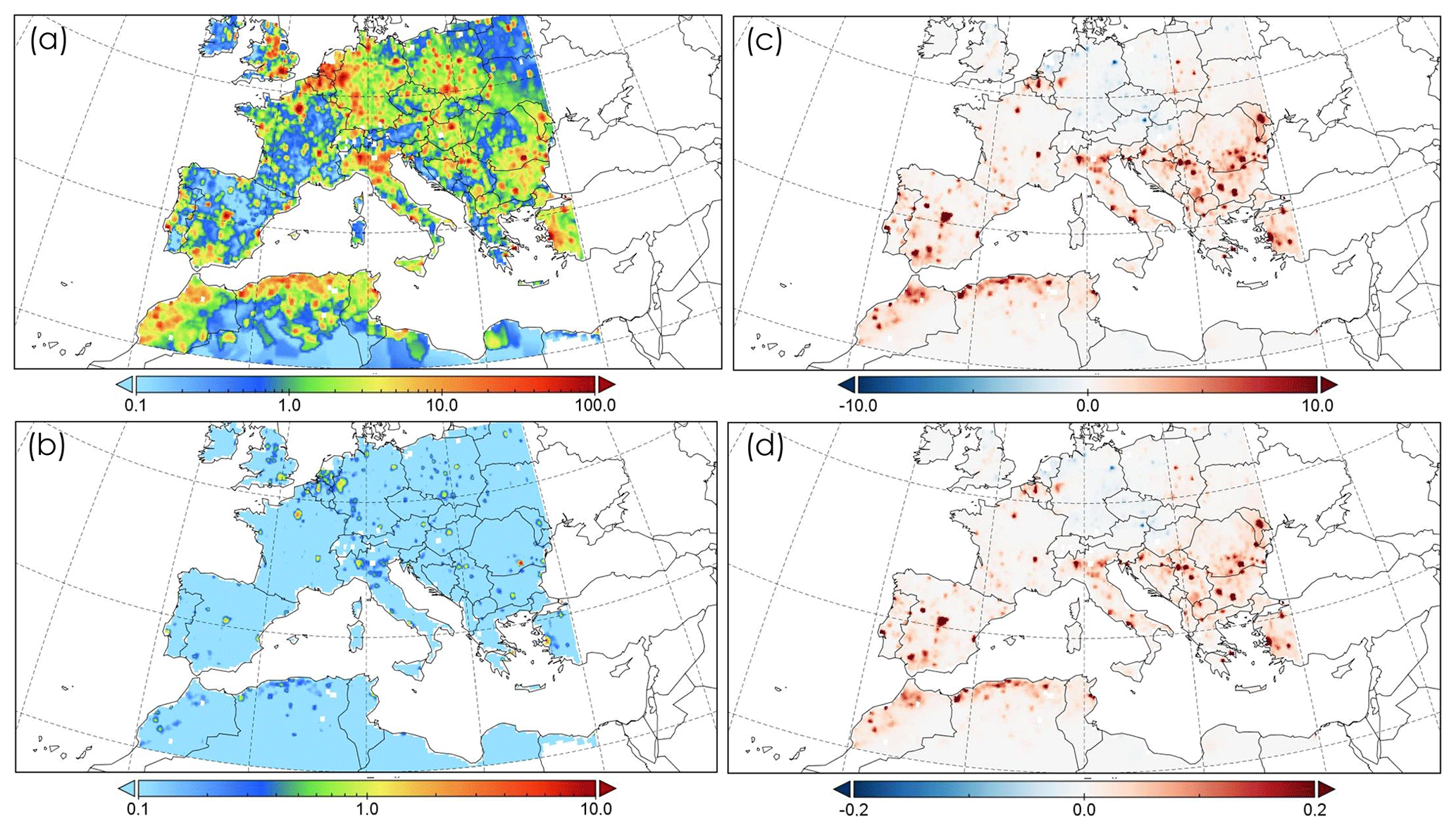 ACP - Isolating the climate change impacts on air-pollution-related