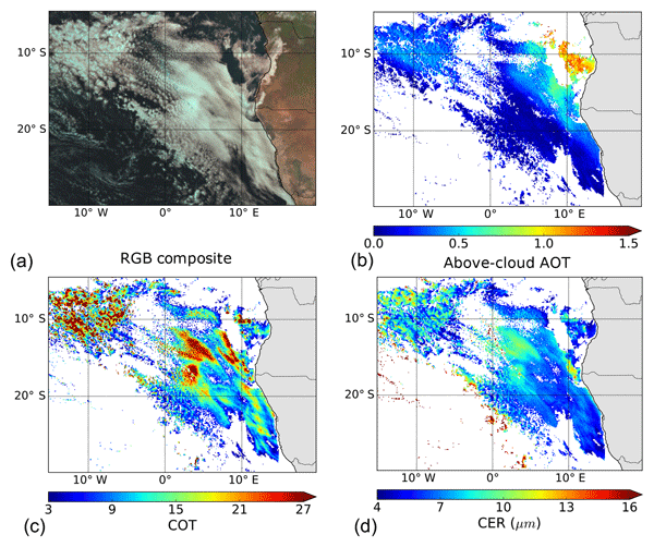 ACP – Special issue – New observations and related modelling