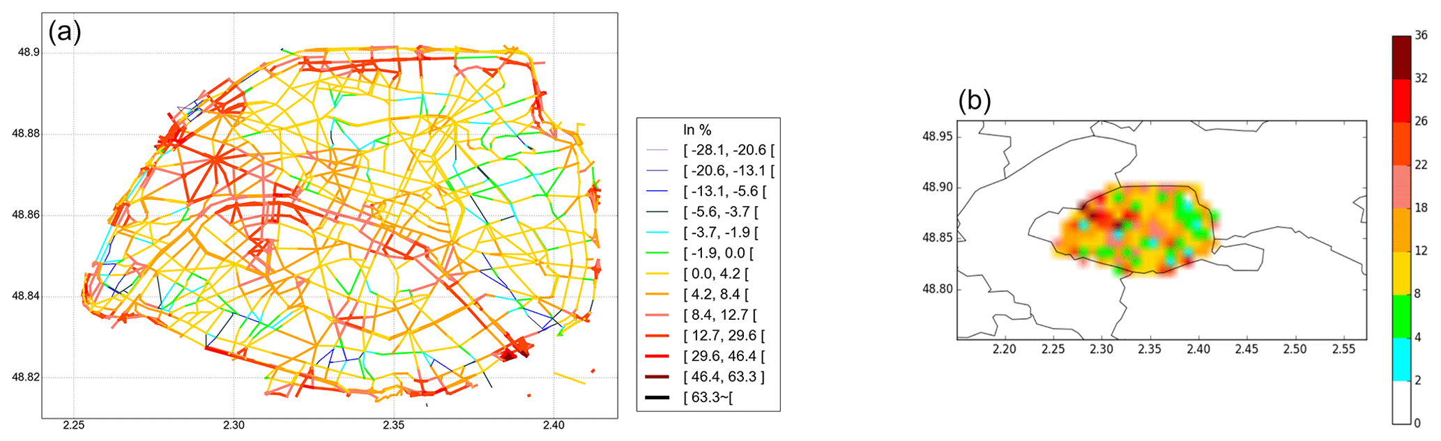 Acp Nonstationary Modeling Of No2 No And Nox In Paris Using The Street In Grid Model Coupling Local And Regional Scales With A Two Way Dynamic Approach